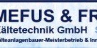 Logo Logo Mefus + Frisch