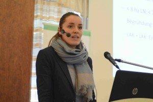 Diplom-Juristin Sarah Sonnabend. Foto: Heike Sommerkamp
