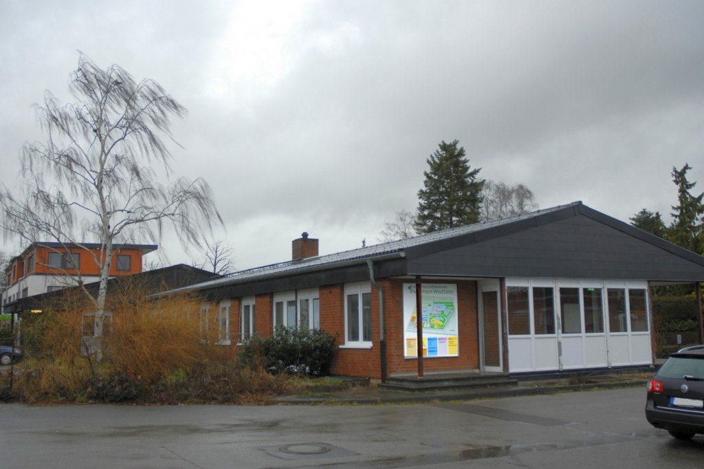 Das Versuchszentrum Gartenbau in Köln-Auweiler