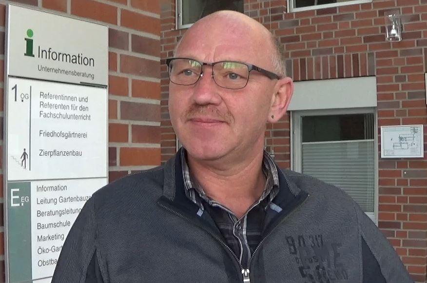 Ulrich Bußmann, Gartenbauberatung LWK NRW