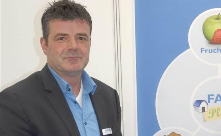 Hermann-Josef Dammertz, Geschäftsführer agroproject
