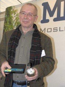 Dr. Tino C. Mosler