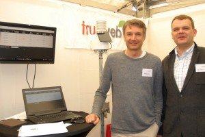 Markus Boos und Dr. Peter Maxin (v.l.)