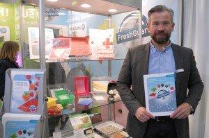 Malte Stubbe, Sales Director von McAirlaid's