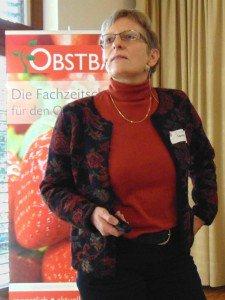 Dr. Renate Spraul, Arbeitswissenschaftlerin