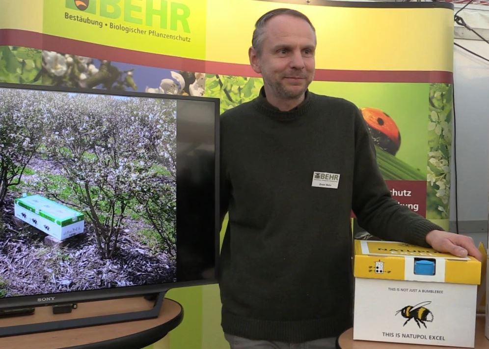 Sven Behr, Behr Bestäubung & Biologischer Pflanzenschutz
