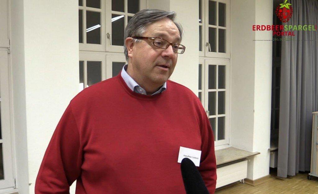 Hans Peter Goldnick im Interview