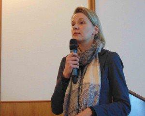 Patricia Pöpping - Leiterin Lohnbüro BSB GmbH - Landw. Buchstelle