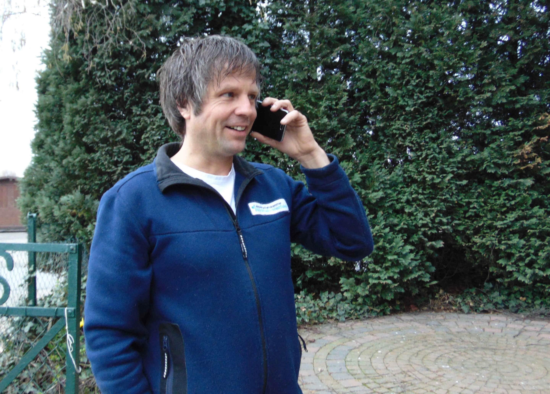 ...wird es für Ralf Große Dankbar Zeit, auszurücken und auf den Betrieben vor Ort die ersten Schulungen zum Thema richtige Spargelstechtechnik durchzuführen