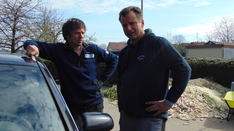 Ralf Große Dankbar und Stefan Kisters