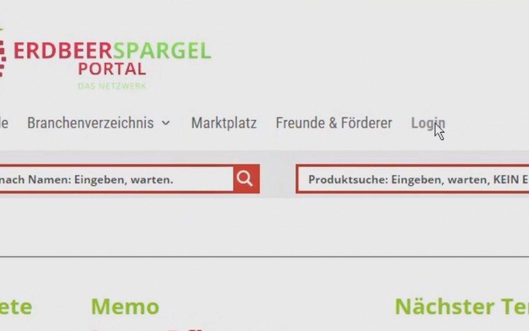 In eigener Sache – Videotutorials für Marktplatz & Co.