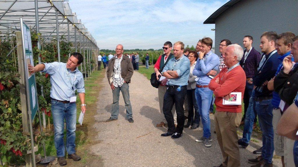 Geert van Gessel (CAF) bei der KICK-Führung