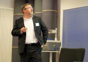 Christoph Beyer, FVG GmbH. Foto: Tanja Dolic