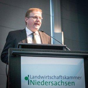 Hermann Hermeling, Vizepräsident der LWK Niedersachsen Foto: Ehrecke/LWK Niedersachsen