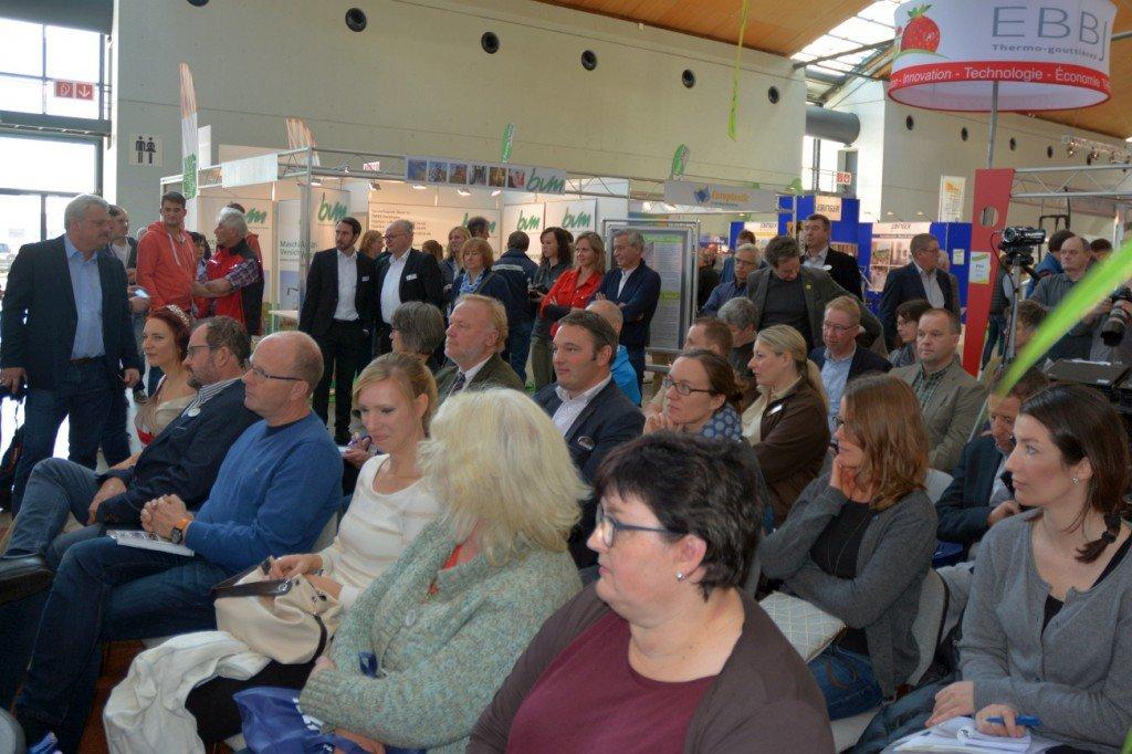 expoSE-Eröffnung Foto: Heike Sommerkamp