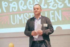 Fred Eickhorst, Vereinigung der Spargelanbauer in Niedersachsen. Foto: Tanja Dolic