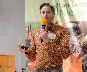 Daniel Kükenhöhner, Innenarchitekt. Foto: Tanja Dolic