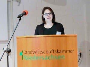 Juliane Müller, Messe- und Veranstaltungsmanagerin. Foto: Tanja Dolic
