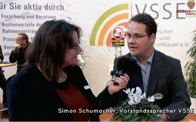 Simon Schumacher im Videointerview zum Messeduo expoSE und expoDirekt 2017