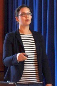 Marlene Leucker. Foto: Heike Sommerkamp