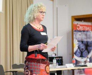 Ingrid Hülskemper-Toews. Foto: Tanja Dolic