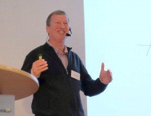 Reinhard Elfrich, Regionalberatung K+S Kali GmbH. Foto: Tanja Dolic