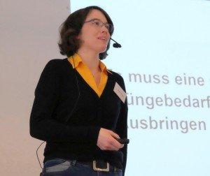 Verena Hersping, LWK NRW. Foto: Tanja Dolic