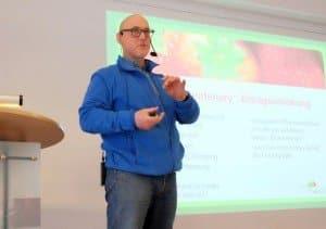 Philip Lieten, Erdbeer-Spezialberater Belgien. Foto: Tanja Dolic