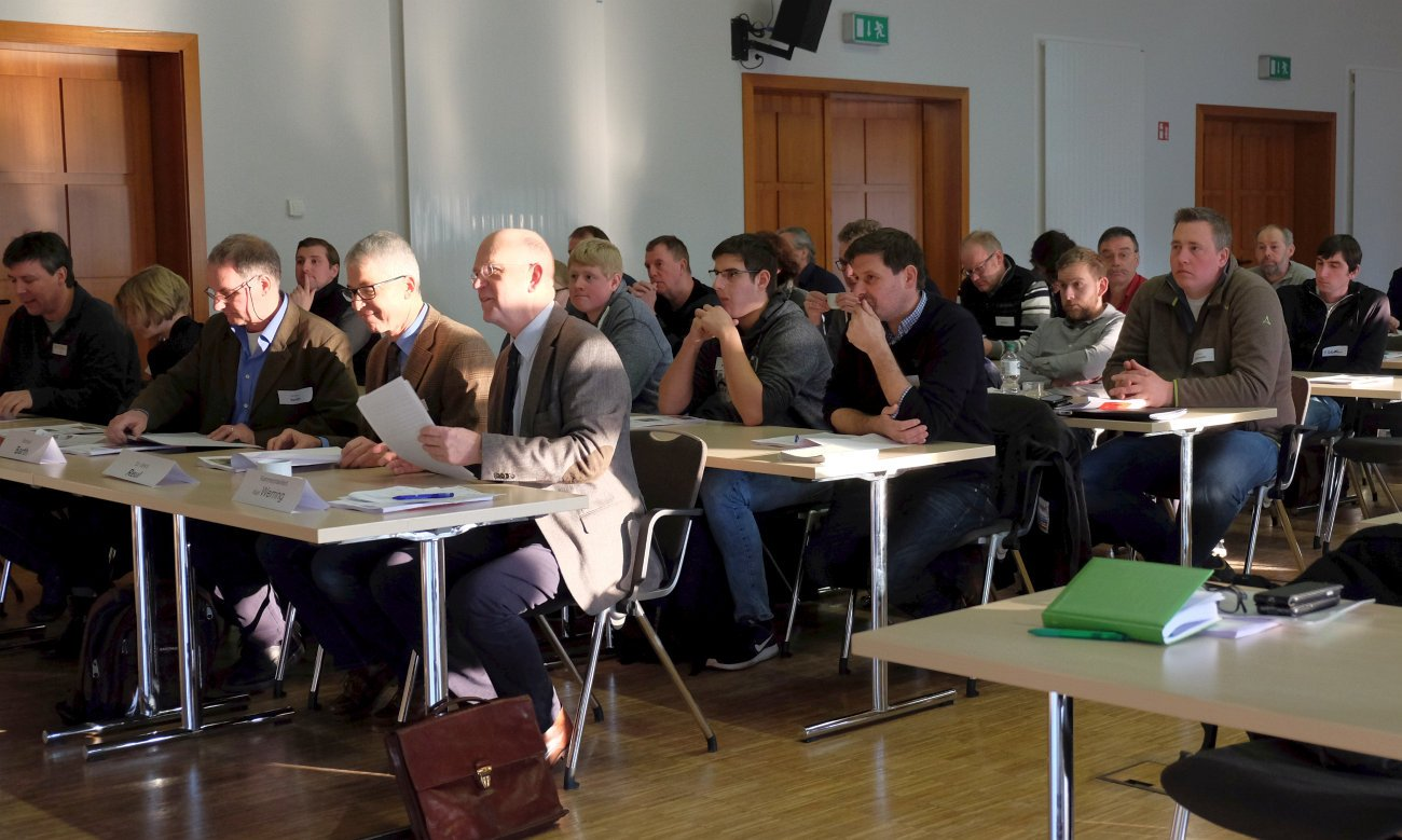 Publikum 4. Ökobeerenobsttag Münster-Wolbeck. Foto: Tanja Dolic