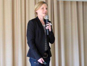Sandra Nitsch, LWK NRW. Foto: Tanja Dolic