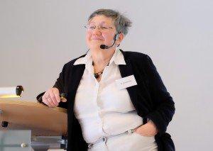Dr. Carmen Feller, Leibniz-Institut. Foto: Tanja Dolic
