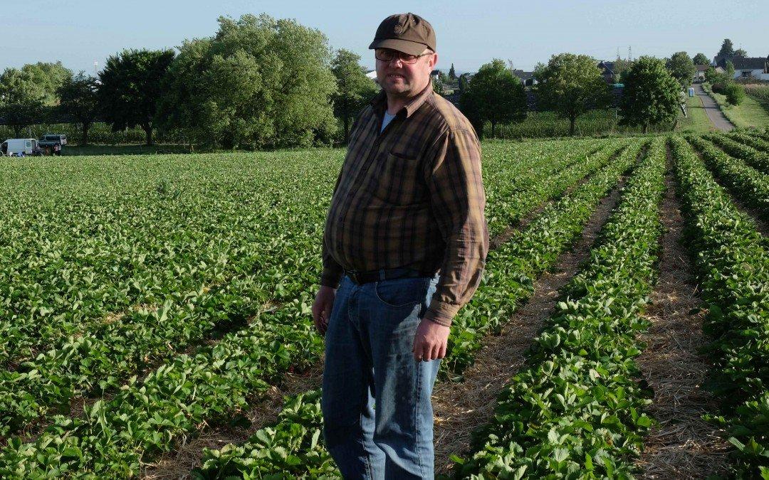 Hofbesuch: Von der traditionellen Landwirtschaft zum Anbau von Sonderkulturen