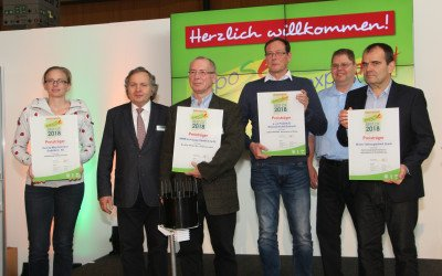 Messe Duo expoSE und expoDirekt: Die Innovationspreise 2018