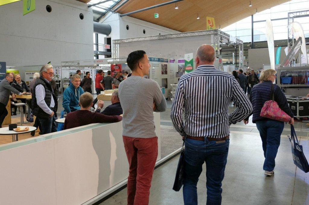Rundgang expoSE 2018 Foto: Heike Sommerkamp