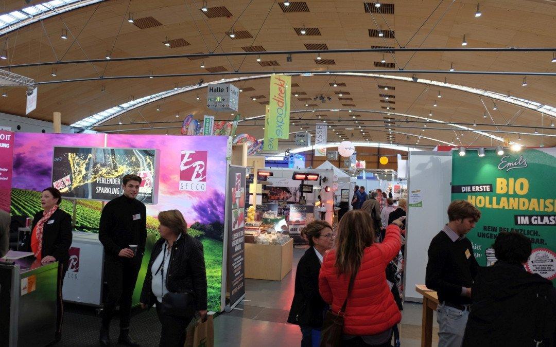 Messeduo expoSE & expoDirekt: Bereits rund 250 Aussteller aus zehn Ländern