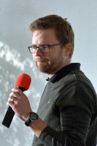 Matthias Müller, Betriebsleiter    Foto: VSSE