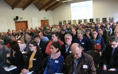 Beerenobstseminar des Landesverbandes Obstbau Westfalen-Lippe