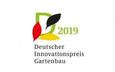 Ausschreibung: Deutscher Innovationspreis Gartenbau 2019