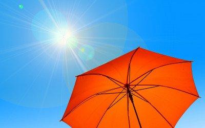 Sonnenschutz gesetzlich vorgeschrieben