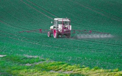 Zwischen konventionell und ökologisch:  Neues Agrarsystem als dritter Weg