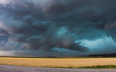 Klimawandel bedroht Landwirtschaft