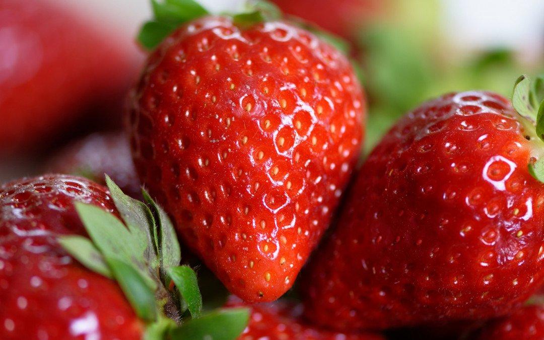Start der Erdbeersaison