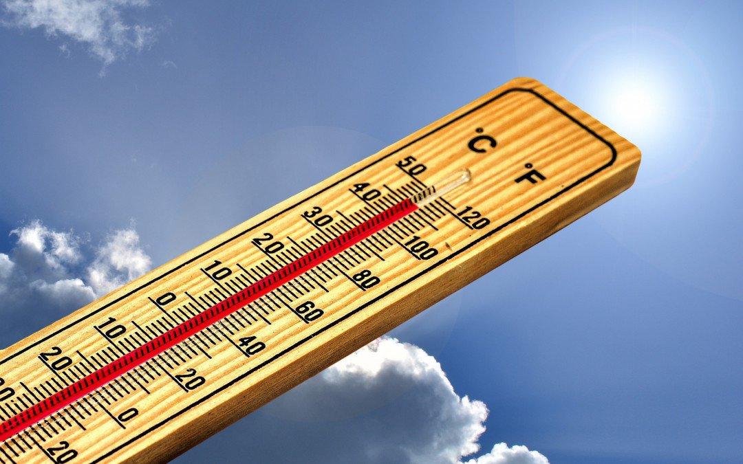 Ab welcher Temperatur das Wetter zum Problem wird